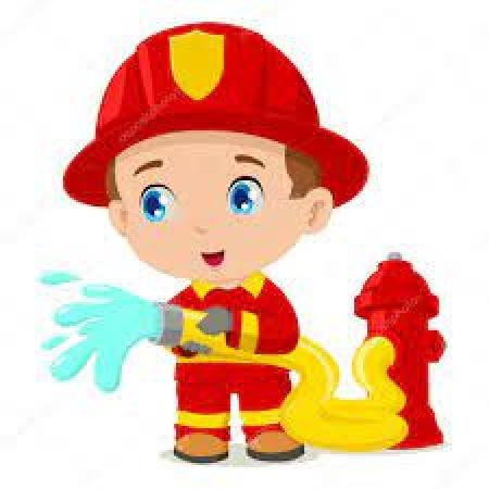 Wizyta naszych dzielnych strażaków z OSP Zbiersk