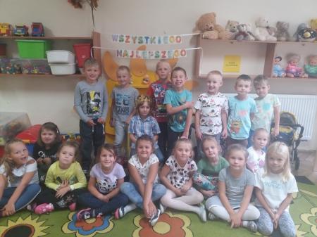 Urodzinowe słoneczko wg Marii Montessori dla Mikołaja
