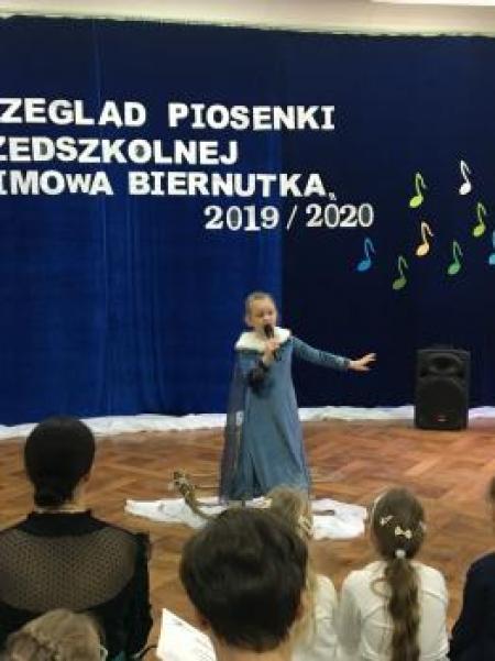 Zimowa BIERNUTKA 2020 - Festiwal Piosenki